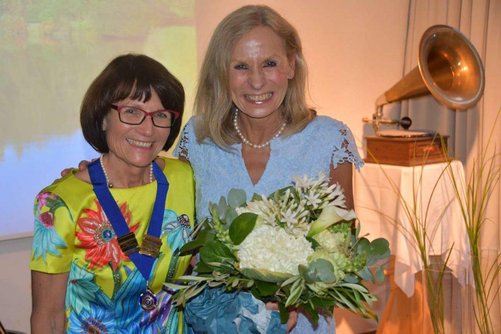 Dr. Michaela Rechl, Dr. Christiane Bardenheuer