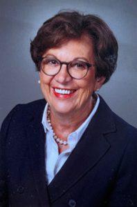 IWC Präsidentin Anna Preuss